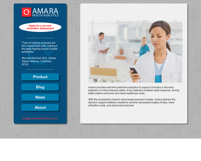 Amara Health Analytics
