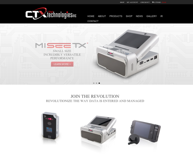 CTX Virtual Technologies