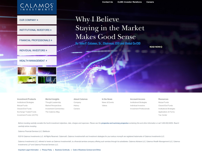 Calamos Investments