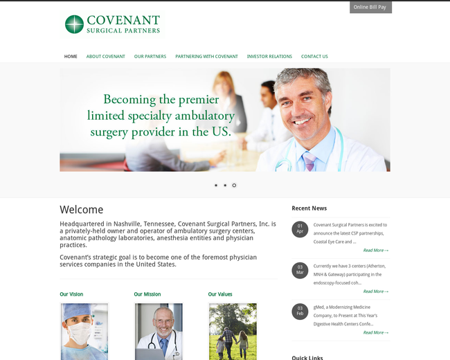 Covenant Surgical Partners