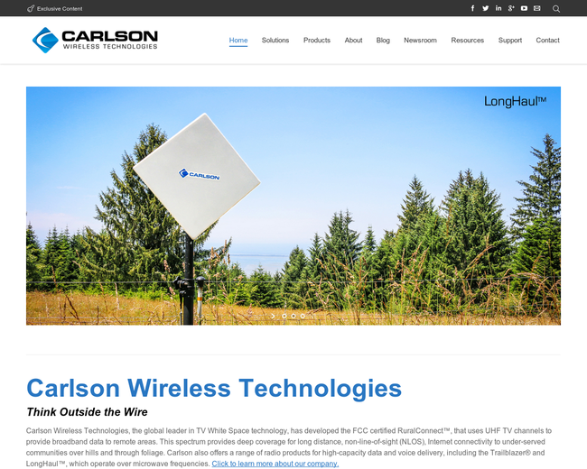 Carlson Wireless Technologies