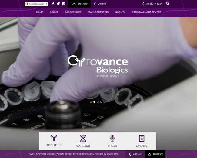 Cytovance Biologics