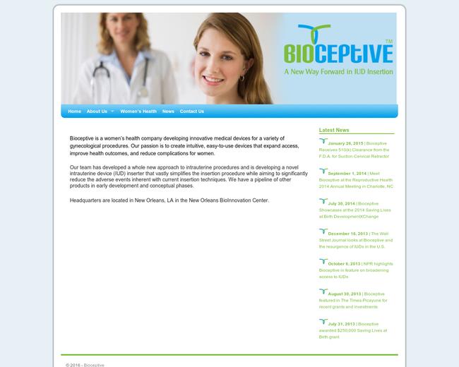 Bioceptive