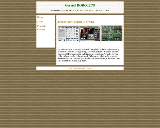 GA AG Robotics