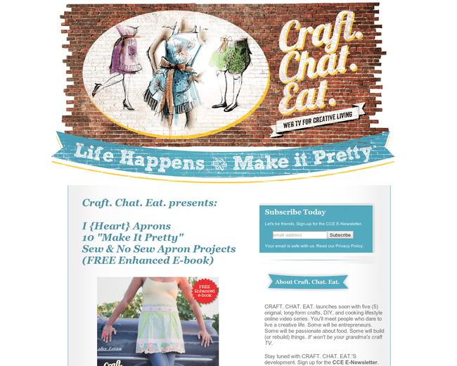 CraftChatEat.com