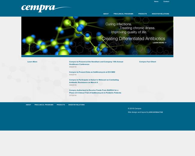 Cempra