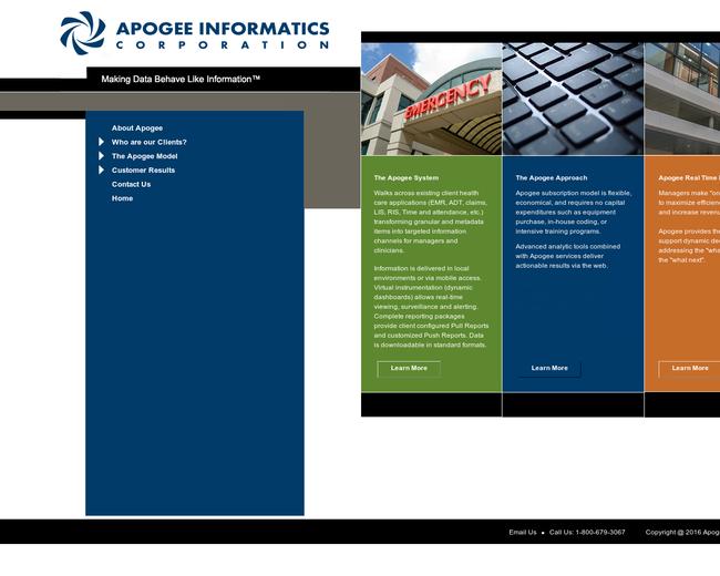 Apogee Informatics