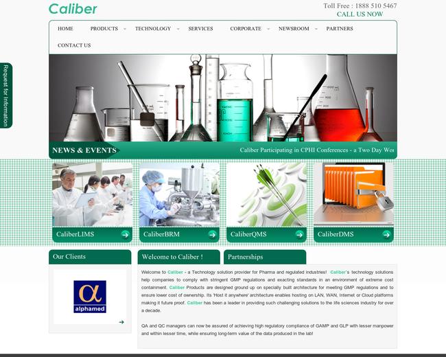 Caliber Infosolutions