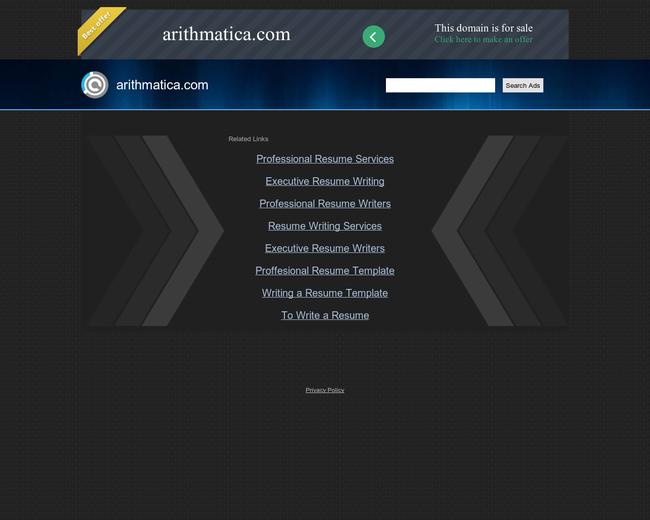 Arithmatica
