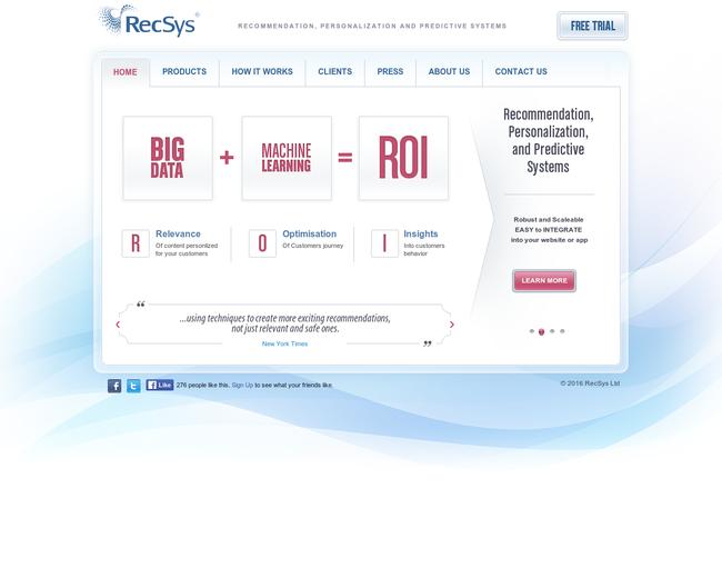 RecSys.com
