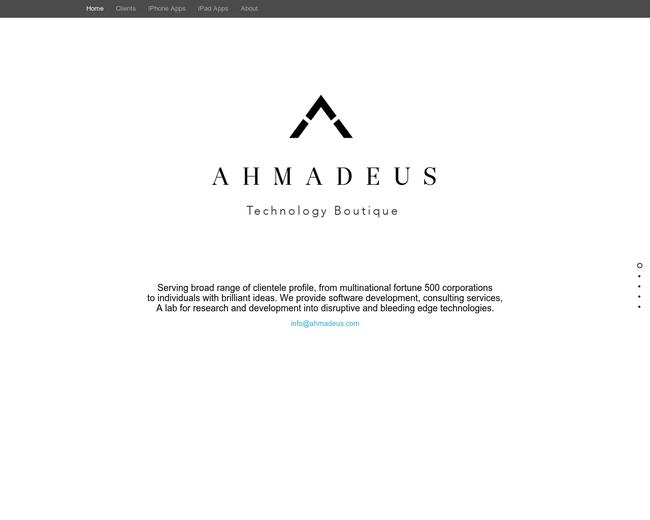 Ahmadeus