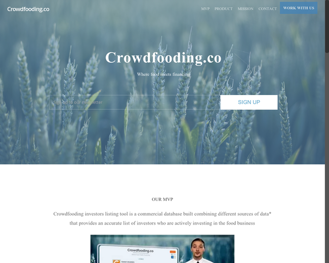 Crowdfooding.co
