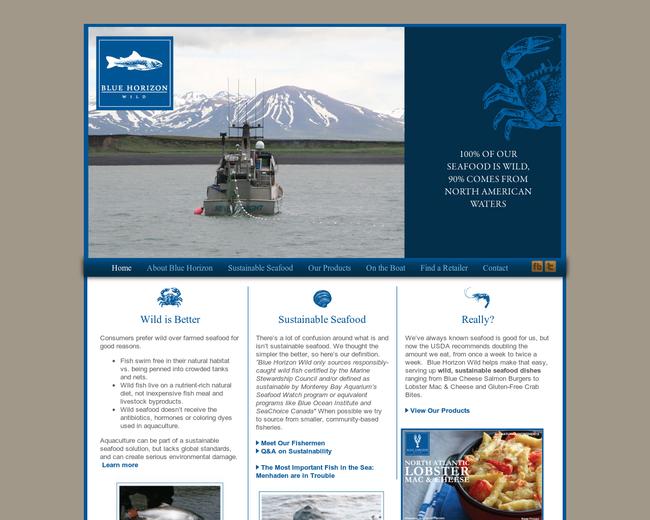 Blue Horizon Organic Seafood