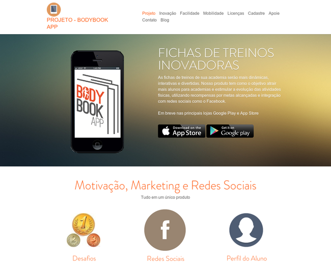 Bodybook App