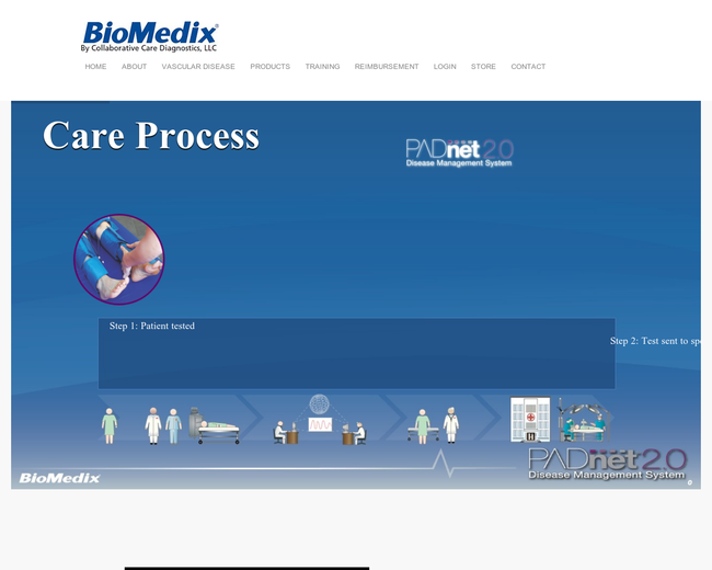 Biomedix vascular solution
