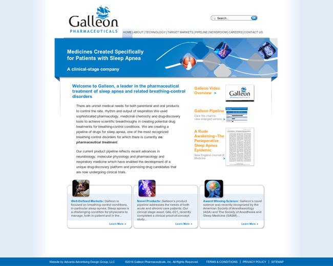 Galleon Pharmaceuticals