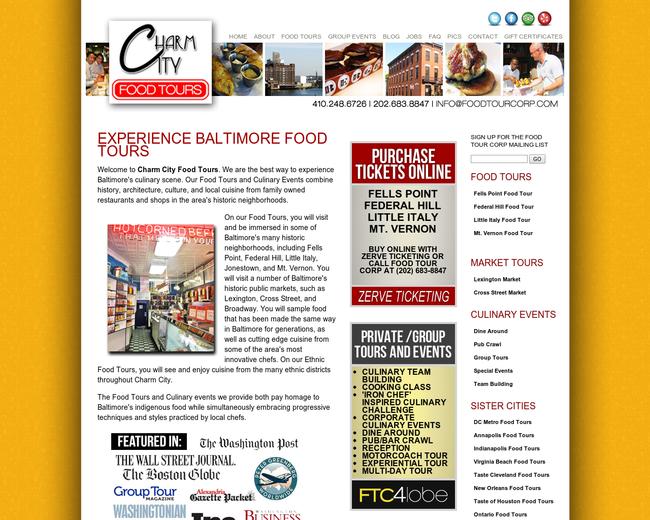 Charm City Food Tours