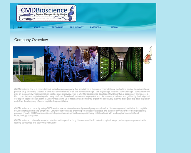CMD Bioscience