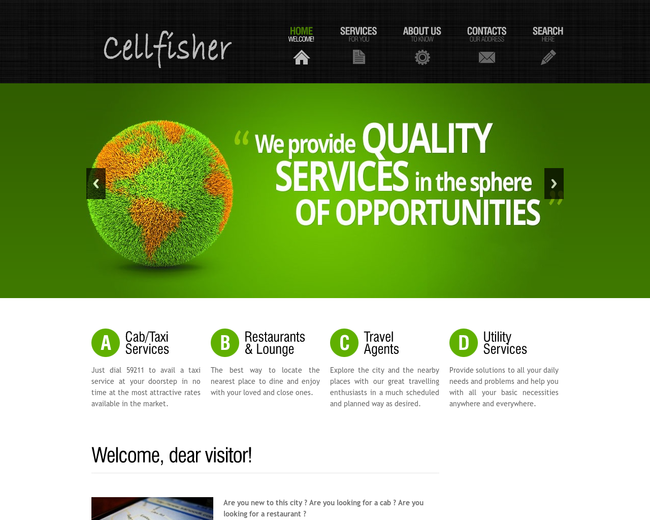 Cellfisher