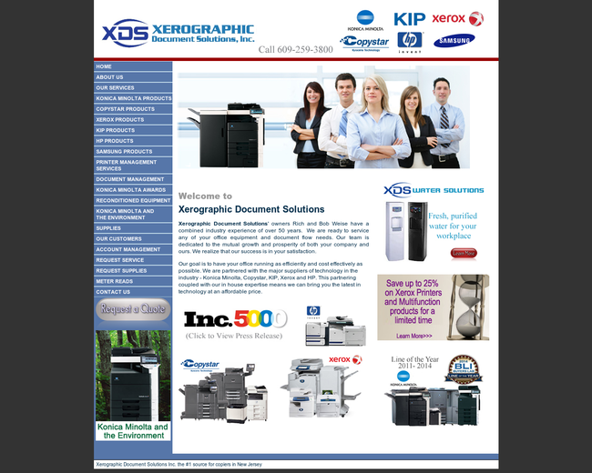 Xerographic Document Solutions