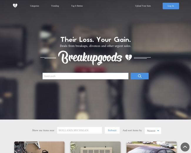 Breakupgoods.com