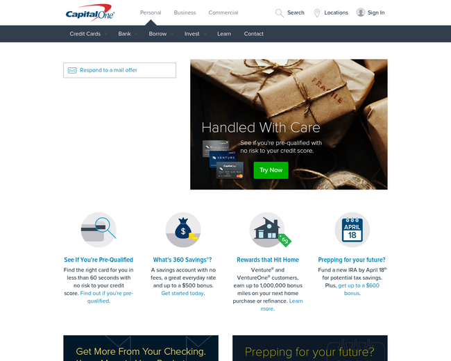 Capital One Digital
