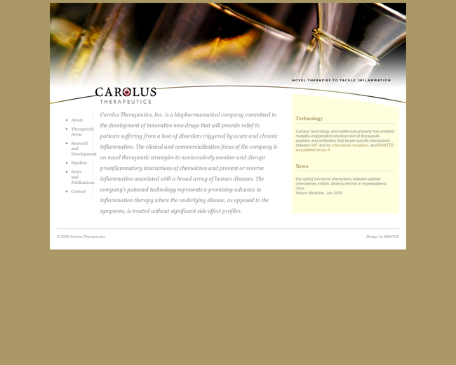 Carolus Therapeutics