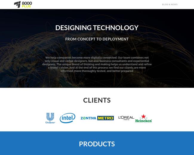 8000 Plus Design Solutions