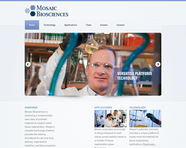 Mosaic Biosciences