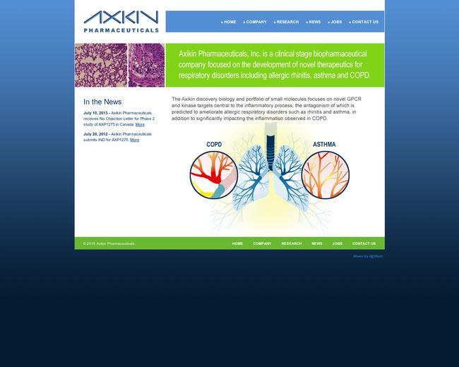 Axikin Pharmaceuticals
