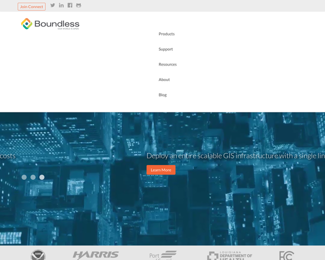 Boundless Geo