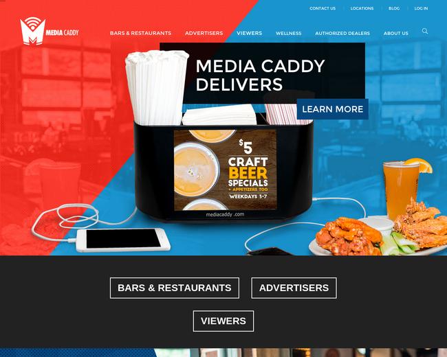 Media Caddy