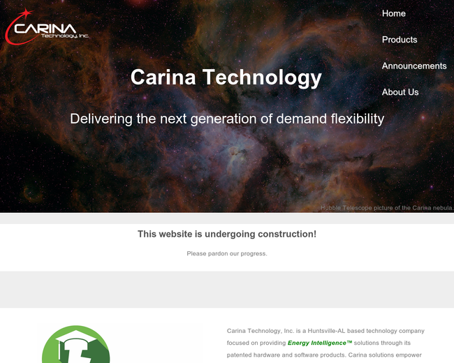 Carina Technology