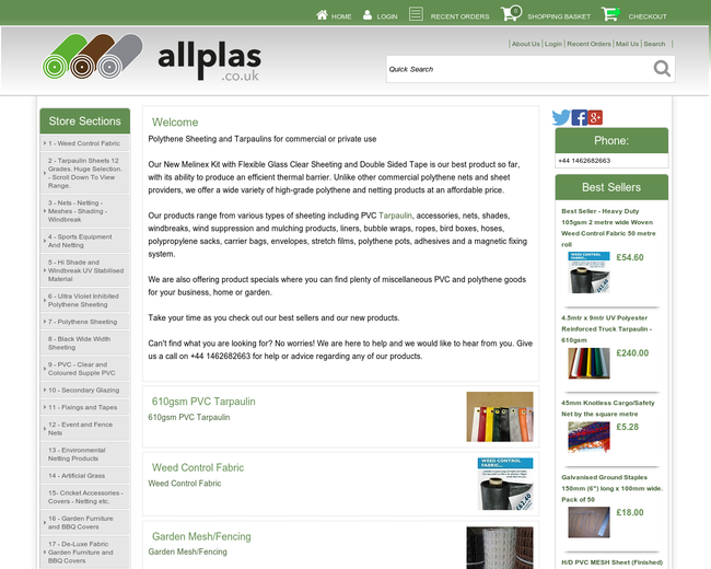 Allplas.co.uk