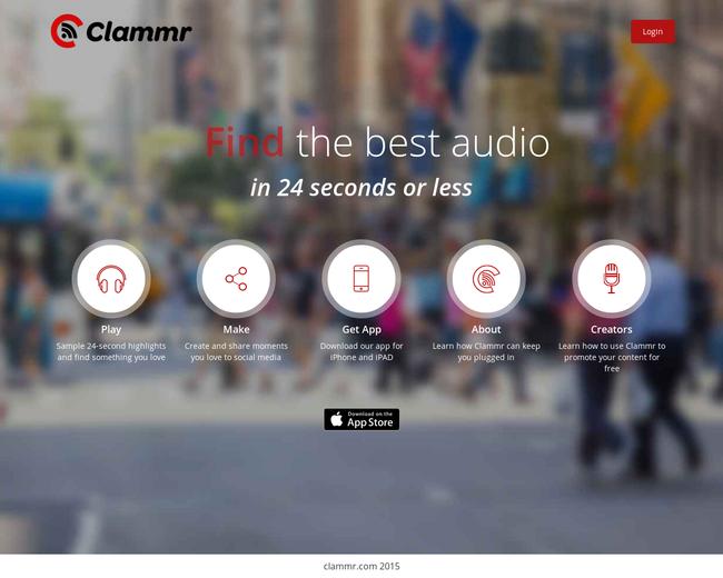 Clammr