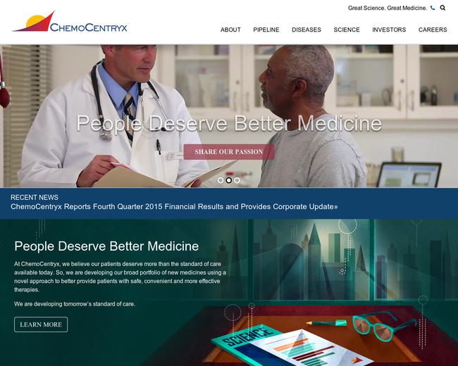 ChemoCentryx