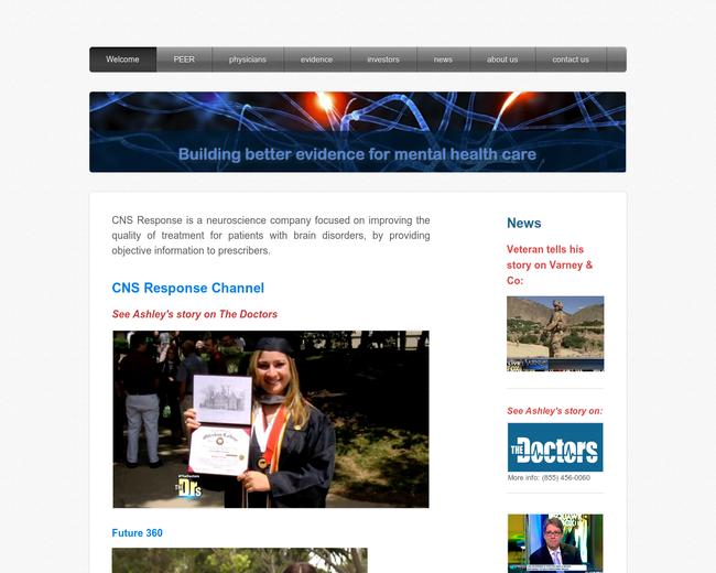 CNS Response