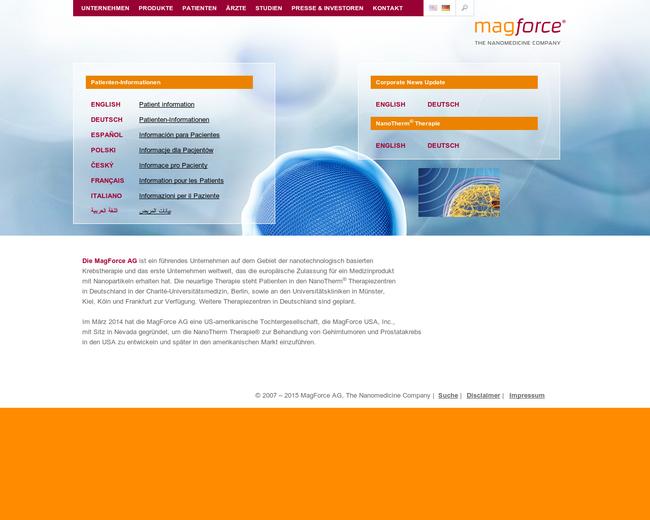 MagForce