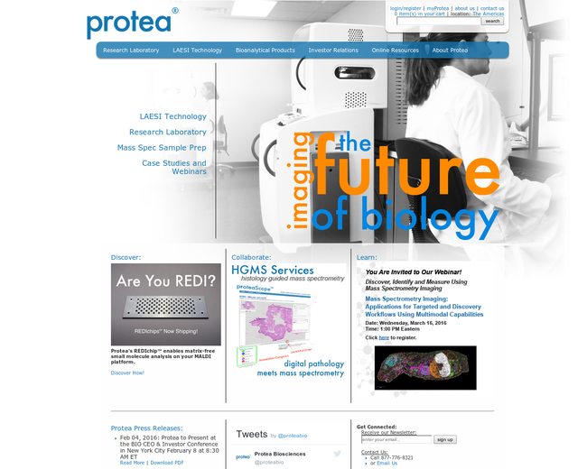 Protea Biosciences Group