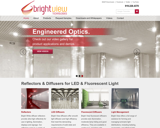 Bright View Technologies