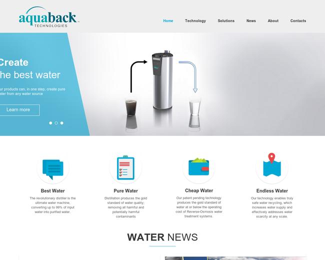 Aquaback Technologies