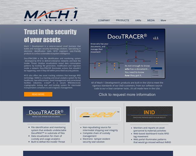 Mach 1 Development