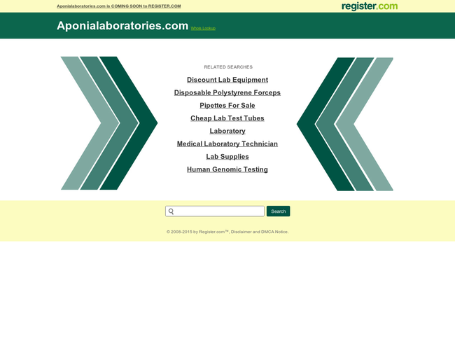 Aponia Laboratories