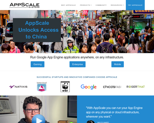 AppScale Systems