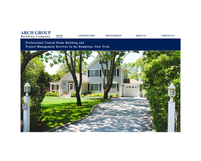Arch Group Building Company