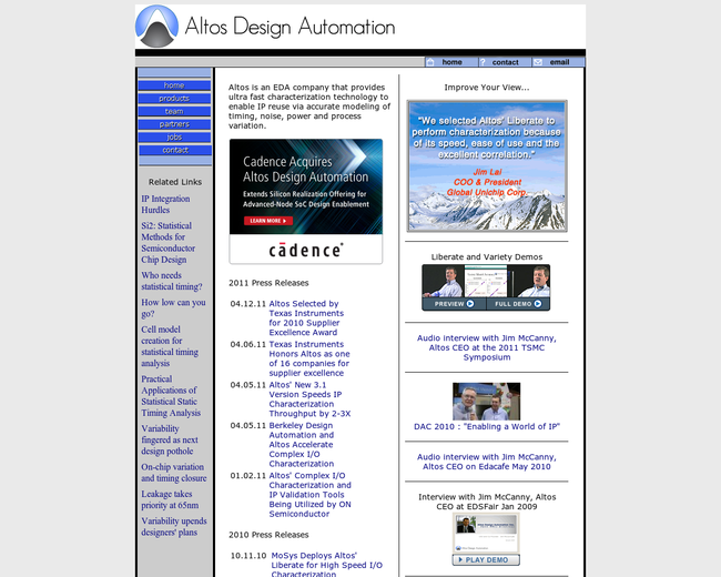 Altos Design Automation