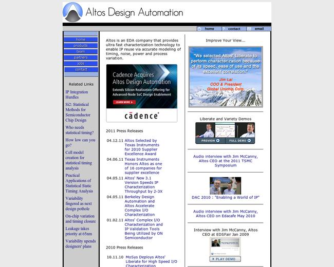 Altos Design Automation