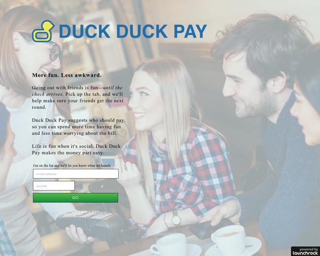 DuckDuckPay
