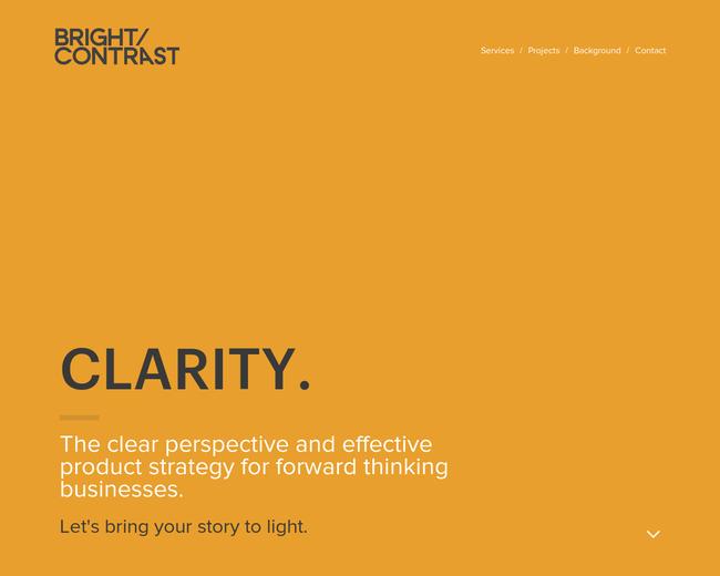 Bright/Contrast