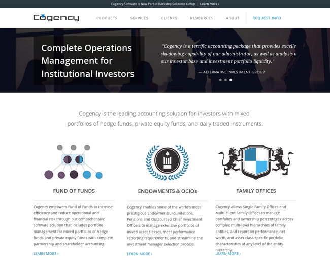 Cogency Software